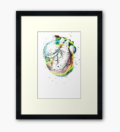 Hearth Within' Framed Print