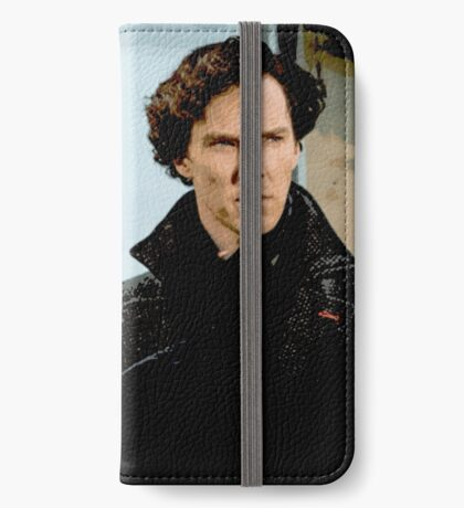 Sherlock 2 iPhone Wallet/Case/Skin