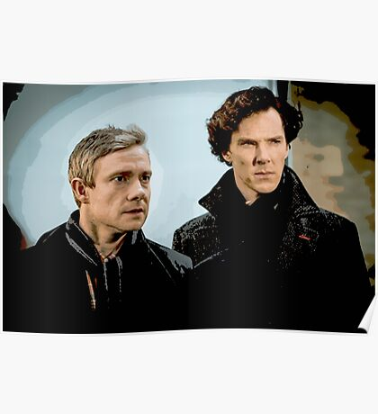 Sherlock 2 Poster