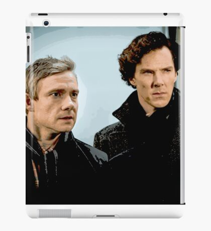 Sherlock 2 iPad Case/Skin