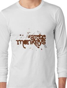 Arctic Monkeys Long Sleeve T-Shirt