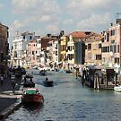 Canal Street Venice by mikequigley