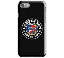 Camper Van Adventure iPhone Case/Skin