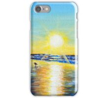 Small Sunset iPhone Case/Skin