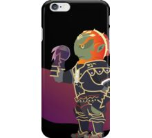Chibi Ganondorf Vector iPhone Case/Skin