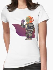 Chibi Ganondorf Vector Womens Fitted T-Shirt