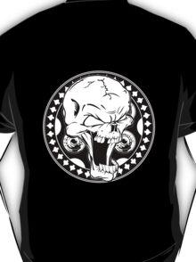 Skull Revolver T-Shirt