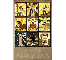 Vox Machina Tarot Card Compilation Photographic Print
