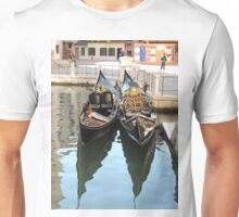 Gone(dola) are the days,Venice, Italy Unisex T-Shirt