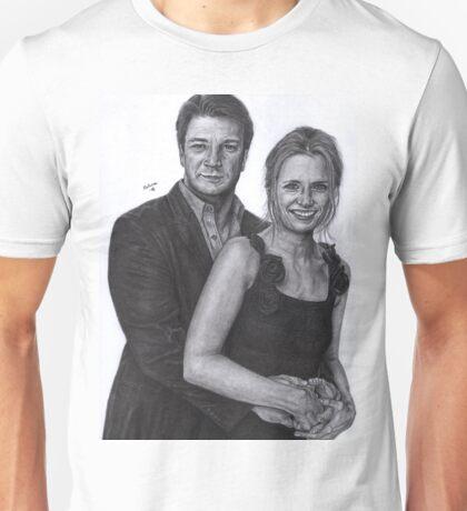 Mr and Mrs Castle Unisex T-Shirt