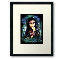Bioshock Infinite Elizabeth Framed Print