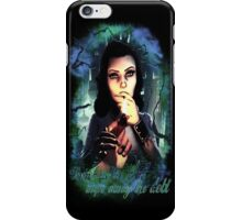Bioshock Infinite Elizabeth iPhone Case/Skin