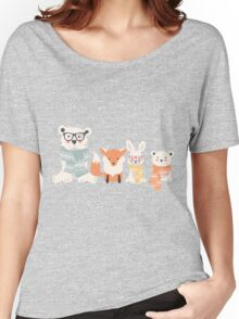 Forest friends Women's Relaxed Fit T-Shirt