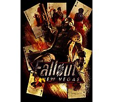 Fallout New Vegas Photographic Print