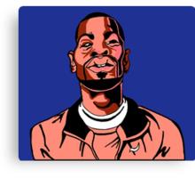 Method Man Canvas Print