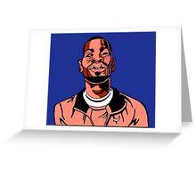 Method Man Greeting Card