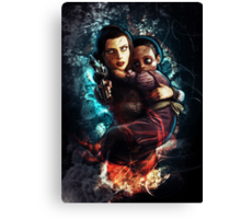 Burial at Sea (Bioshock Infinite) Canvas Print