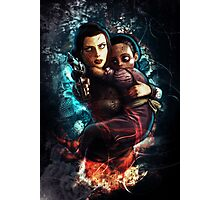 Burial at Sea (Bioshock Infinite) Photographic Print