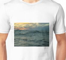 Sunset Swim Unisex T-Shirt