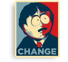 Randy Marsh Change Canvas Print