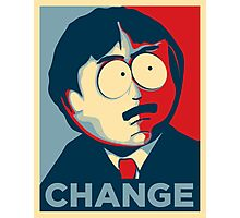 Randy Marsh Change Photographic Print