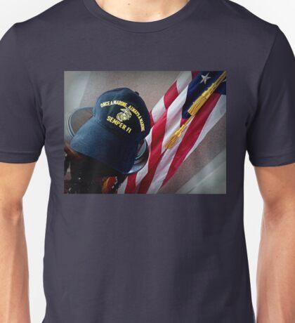 My Dad's Favorite Hat Unisex T-Shirt