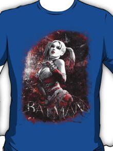 Batman Arkham City Harleyquinn T-Shirt