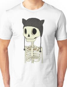 Skeleton Kitty Unisex T-Shirt