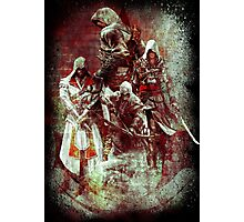 Assassins Creed Photographic Print