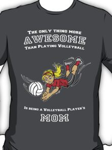 Volleyball Mom T-Shirt