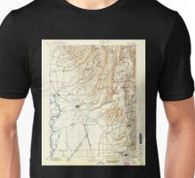 USGS TOPO Map California CA Chico 299275 1895 125000 geo Unisex T-Shirt