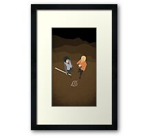 Defenders of the Earth Framed Print