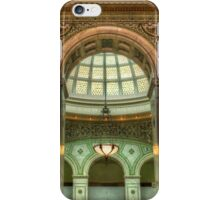 Baroque iPhone Case/Skin