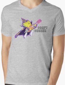 Goofy Goober Mens V-Neck T-Shirt