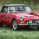 Classic MG by Adrian Evans