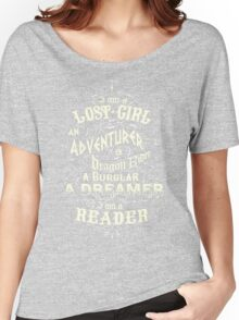 The reader Women's Relaxed Fit T-Shirt