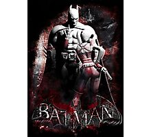 Batman & Harley Quinn Arkham City Photographic Print