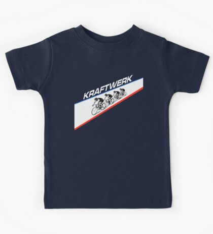 KRAFTWERK - TOUR DE FRANCE Kids Tee