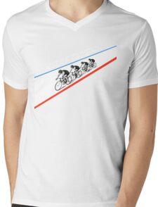 KRAFTWERK - TOUR DE FRANCE Mens V-Neck T-Shirt
