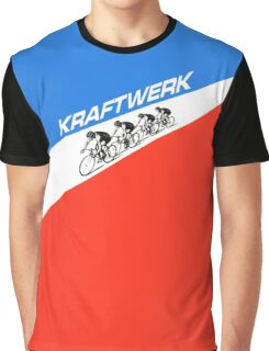 KRAFTWERK - TOUR DE FRANCE Graphic T-Shirt