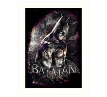 Batman Arkham City Art Print
