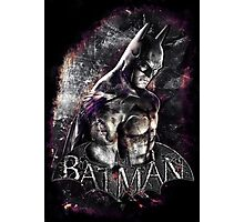 Batman Arkham City Photographic Print