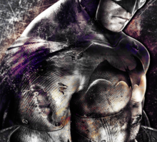 Batman Arkham City Sticker