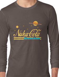 Nukacola Quantum Modern Redesign Long Sleeve T-Shirt