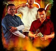 GTA 5 by sazzed