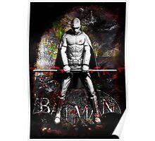 Batman Arkham City Robin Poster