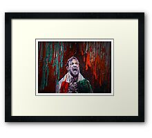 """""""The Notorious""""  Framed Print"""