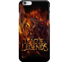 LoL Renekton iPhone Case/Skin