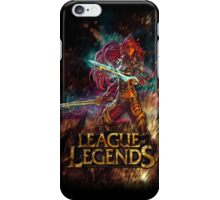 LoL Katarina iPhone Case/Skin