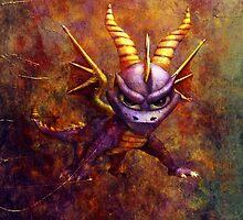 Spyro by sazzed